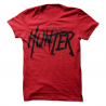 Natural Born Hunter Red and Black