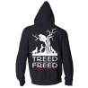 Treed and Freed Hoodie